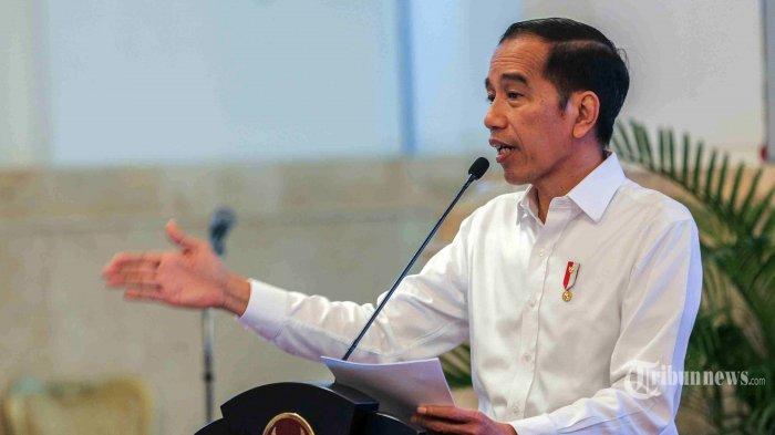 Arahan Jokowi Terkait Covid-19: Minta APD Buatan Indonesia hingga Singgung Aturan Karantina Wilayah