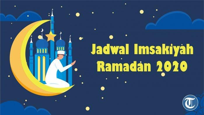 Jadwal Imsakiyah Ramadan 2020 untuk Wilayah Medan dan Sekitarnya
