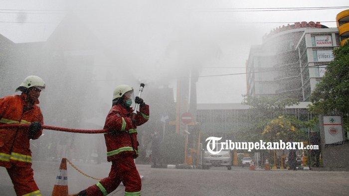 Fraksi PKS DPRD Riau Sumbang 30 Persen Gajinya Bantu Penanganan Covid-19