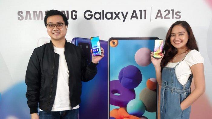 Meluncur Hari Ini, Galaxy A21s Untuk Content Creator Maksimalkan Hasil Foto dan Video