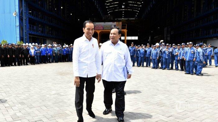 Survei Indo Barometer Buktikan Keputusan Prabowo Subianto Terima Tawaran Menteri Tepat?