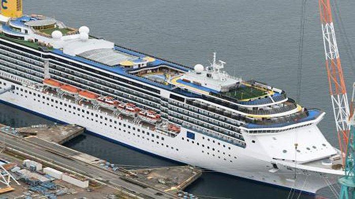143 ABK WNI Kapal Pesiar Costa Smeralda Pulang Dengan Pesawat Charter menuju Tanah Air
