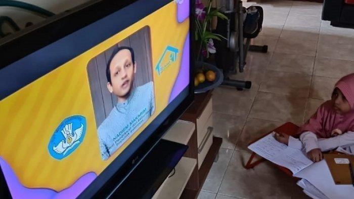 Ada Dokumenter Live Streaming TVRI Belajar dari Rumah Minggu Rekam Pandemi 9 Agustus 2020