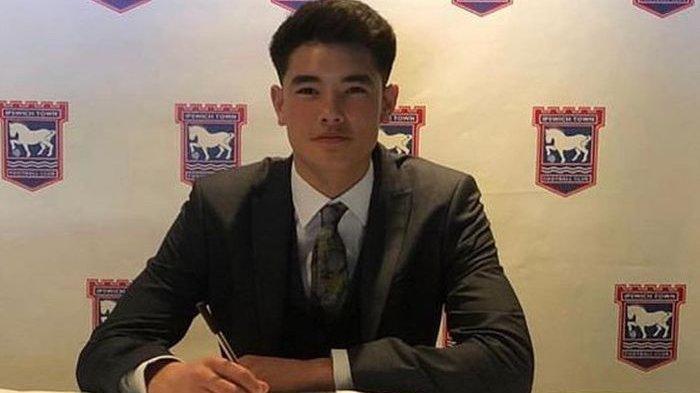 Bek Jangkung Ipswich Town yang Dipanggil menuju Timnas U-19 Indonesia Mengenal Elkan Baggott