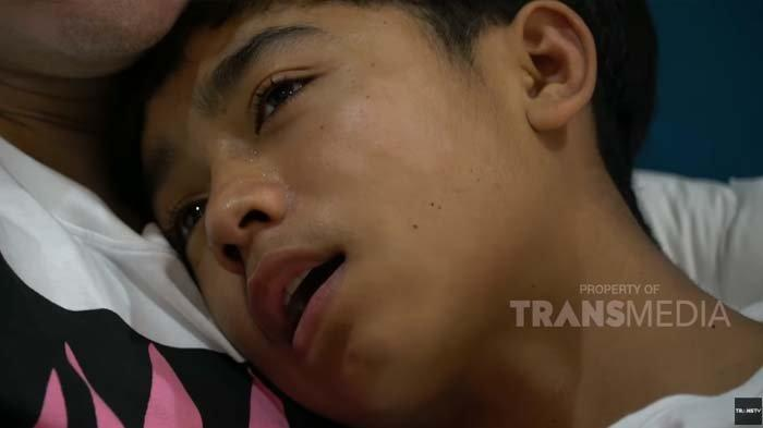 Betrand Peto Menangis Ketakutan Sambil Minta Maaf Ruben Onsu Yang Bilang Onyo Bandel Siapa