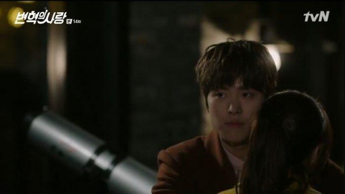 Byun Hyuk Mengetahui Perasaan Je Hoon Terhadap Joon Sinopsis Revolutionary Love Episode 14
