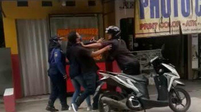 Ini Kata Polisi Viral Pria di Bekasi Emosi Hingga Dorong Petugas Tak Terima Diingatkan Pakai Masker