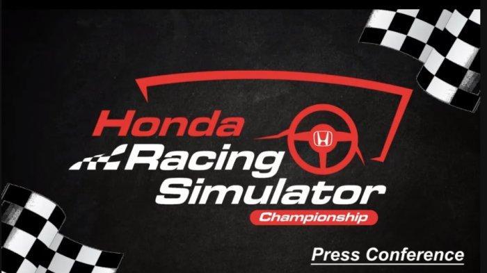 Ini Rincian Persyaratannya Kejuaraan Honda Racing Simulator Championship Jaring 60 Peserta
