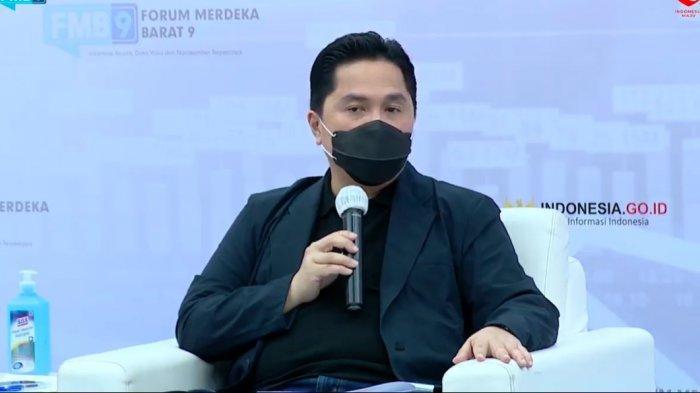 Istana Jelaskan Penunjukan KSAD & Wakapolri Jadi Wakil Erick Thohir di Satgas Penanganan Covid-19