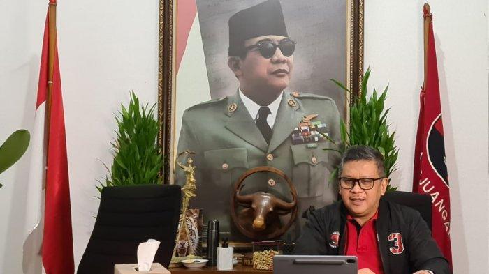 Jaring Pengaman Sosial wajib Pro Wong Cilik Di Webinar TMP Hasto