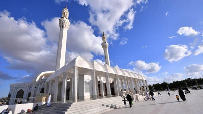 Kecuali di Mekah dari 31 Mei-20 Juni 2020 Arab Saudi Izinkan Masjid Dibuka buat Shalat Jumat