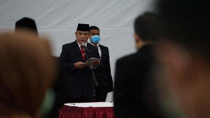 Kedeputian Penindakan Jadi Sorotan Dewan Pengawas KPK Evaluasi Firli Bahuri Dkk