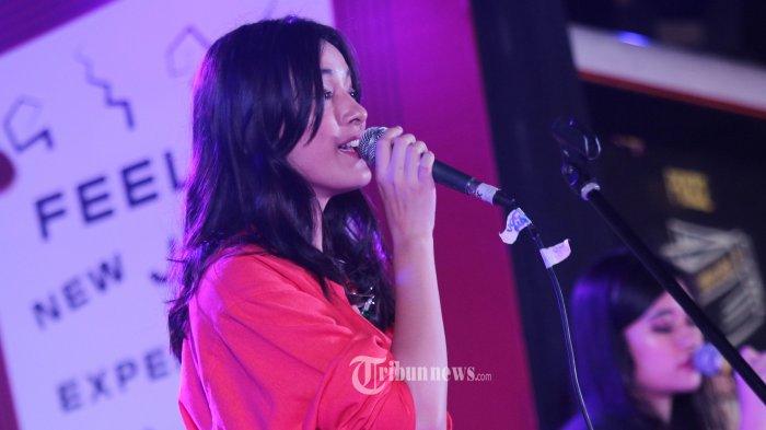 Mawar de Jongh Gelar Konser Virtual Bertajuk ''Ruang Rindu'' Penuhi Permintaan Fans