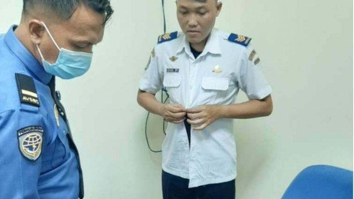 Oknum PNS Dirjen Hubud Terancam Diberhentikan Sementara hingga Dipecat Bawa Sabu di Batam