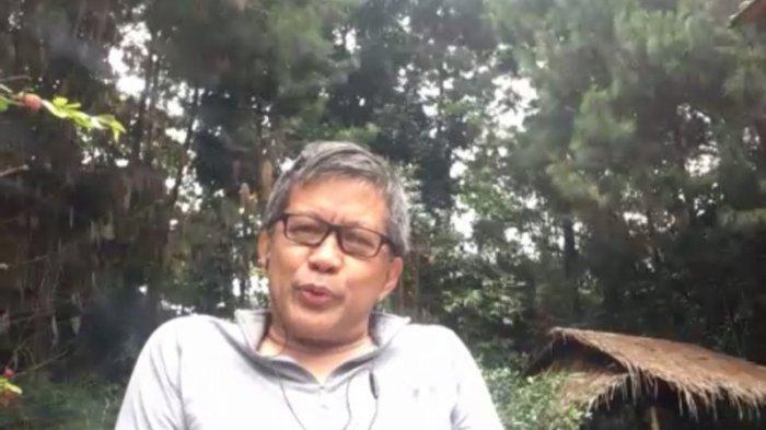 Rocky Gerung Akan Terima Tapi Syaratnya Ini Jika Ditawari Jabatan Menteri Hukum & HAM