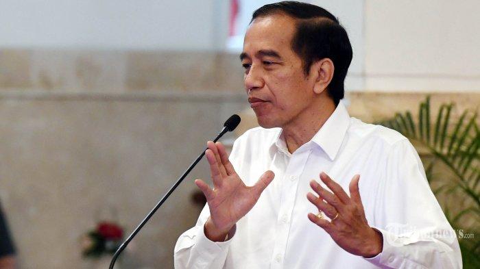 Saya Ingin di Setiap Posko Kelihatan Sibuknya Aura Krisisnya Ada Presiden Jokowi