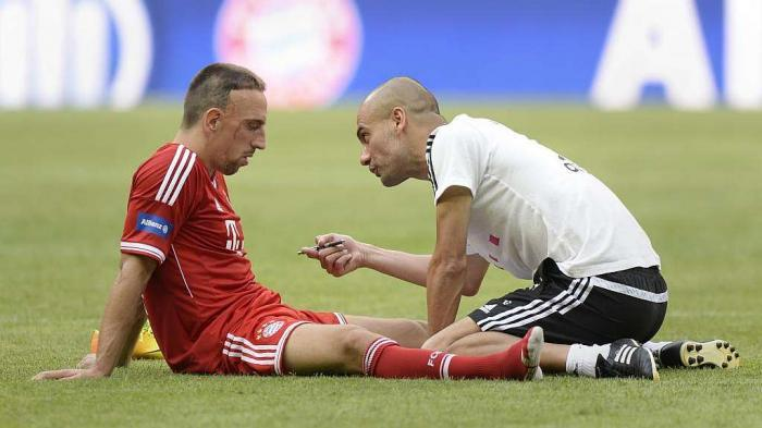 Tim Dokter Bongkar Borok Keburukan Pep Guardiola Semasa Tangani Bayern Munchen